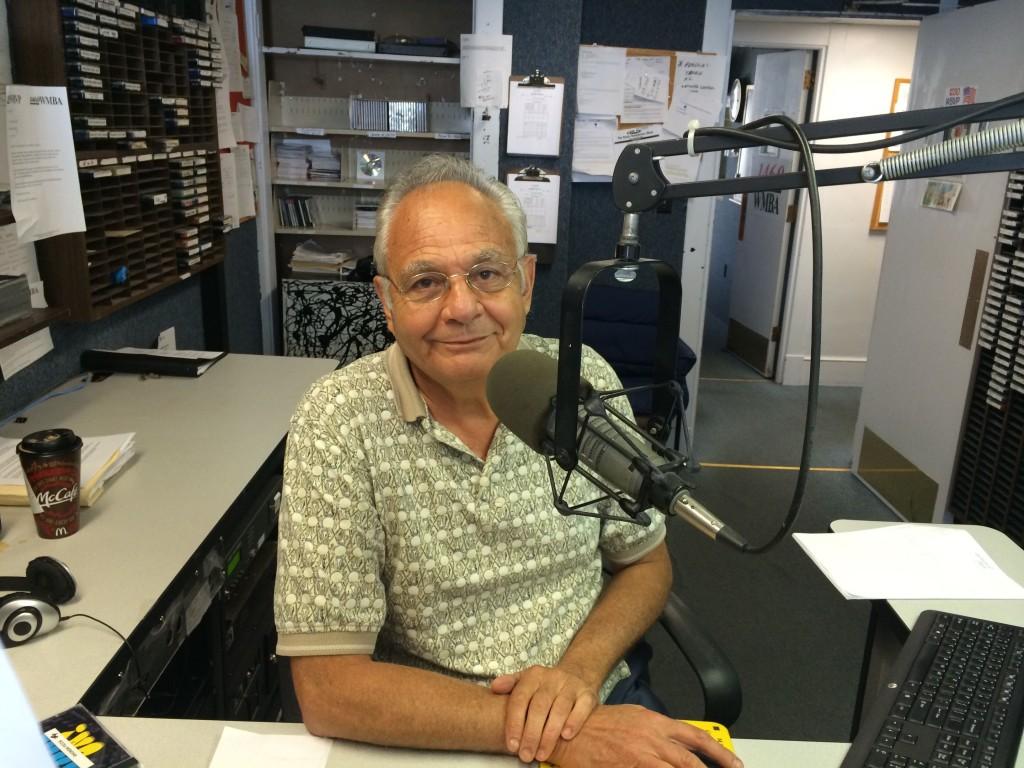 1230 WBVP-1460 WMBA Talk Show Host John Nuzzo
