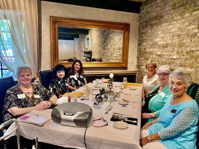 BVCCA Kick Off Luncheon 7-31-21 Wooden Angel, Beaver, PA